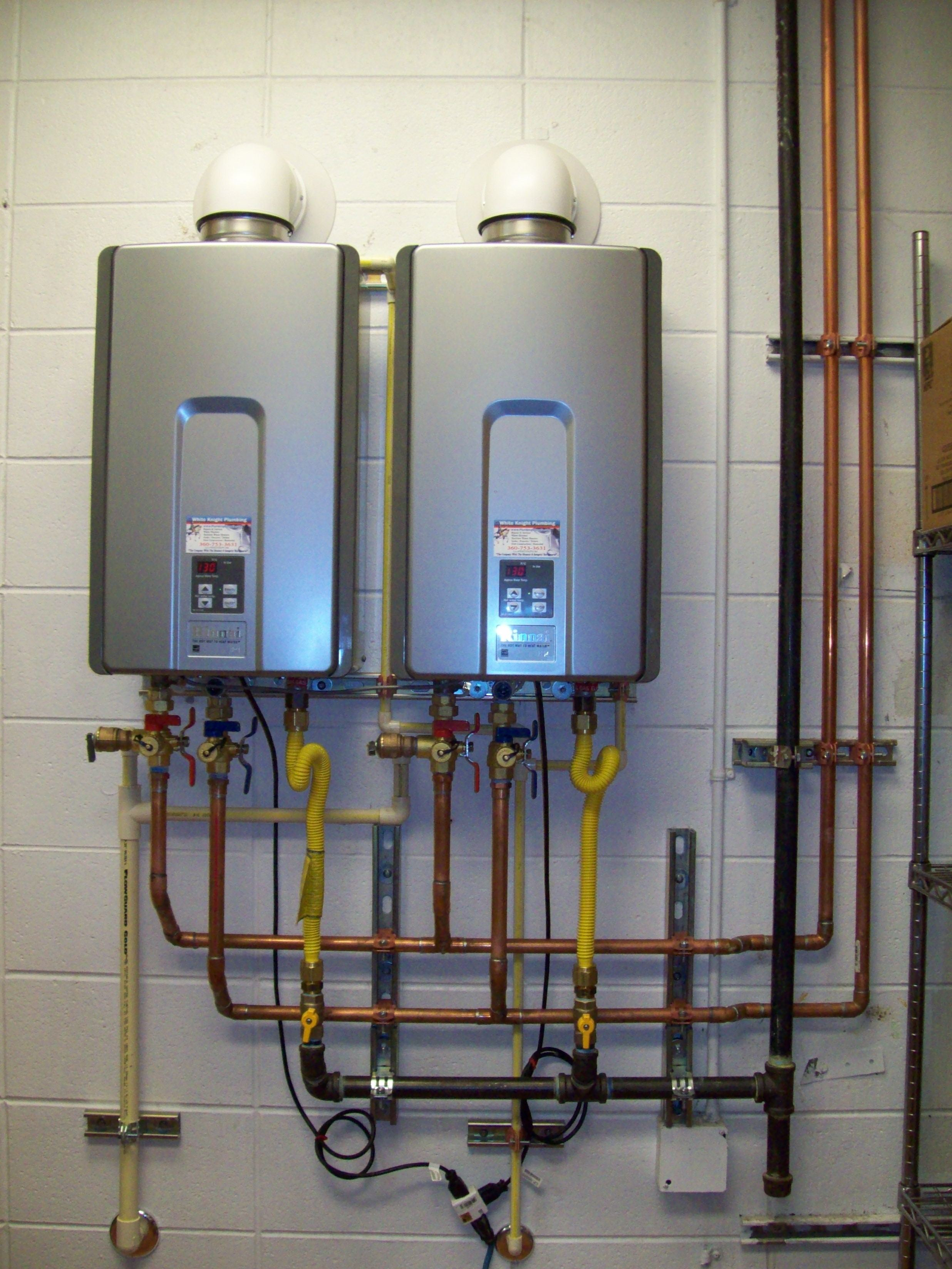 Instant Hot Water Heater Home : Things to know about tankless water heaters the green