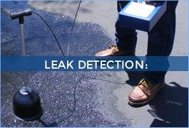 las vegas leak detection