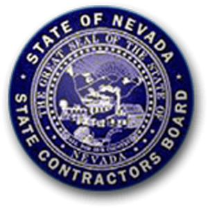 Nevada State Contractor's Board Licensed C1d Plumber