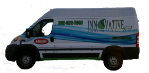 Innovative Plumbing Service Truck