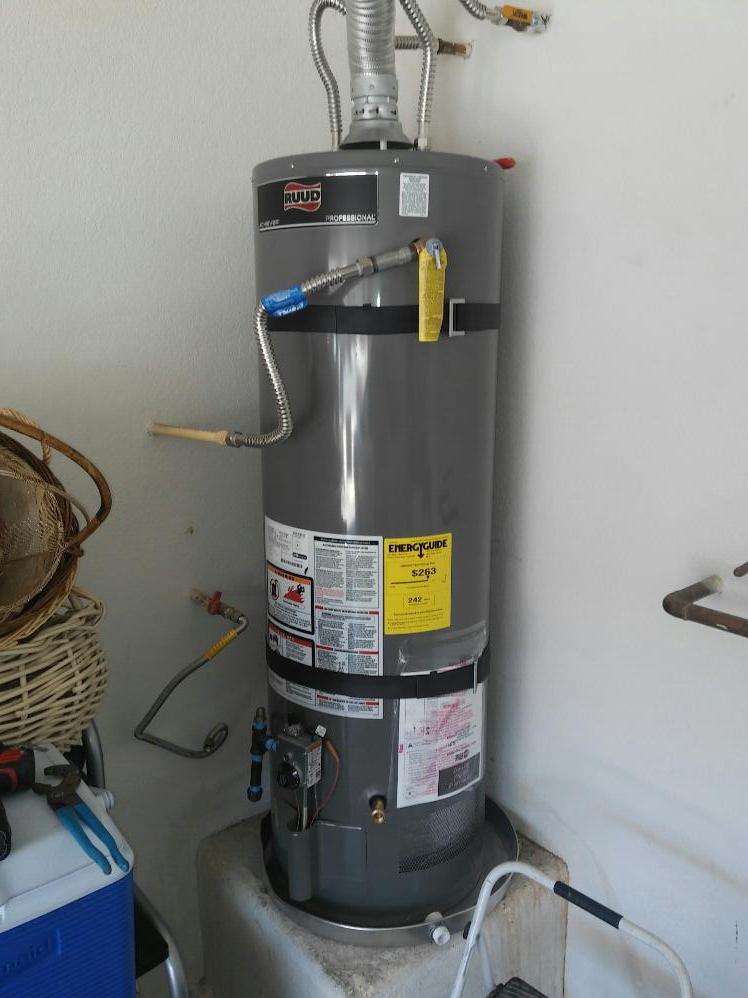 Water heater replacement Las Vegas